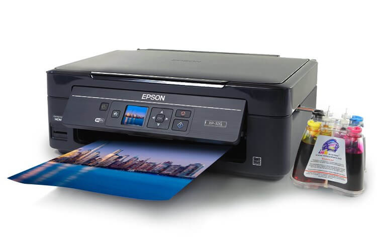МФУ Epson Expression Home XP-320 1