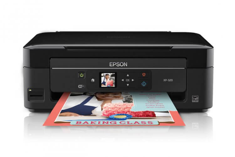 МФУ Epson Expression Home XP-320 2