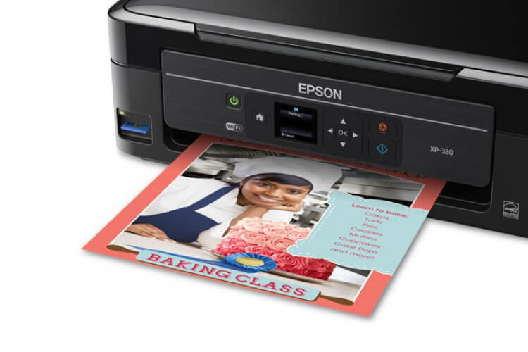 МФУ Epson Expression Home XP-320 4
