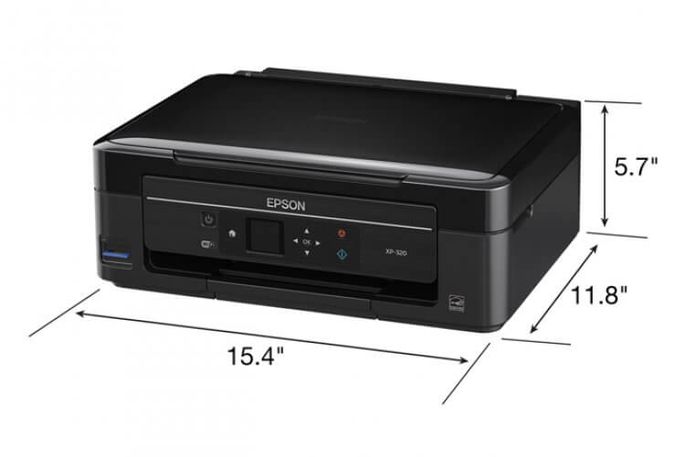 МФУ Epson Expression Home XP-320 7