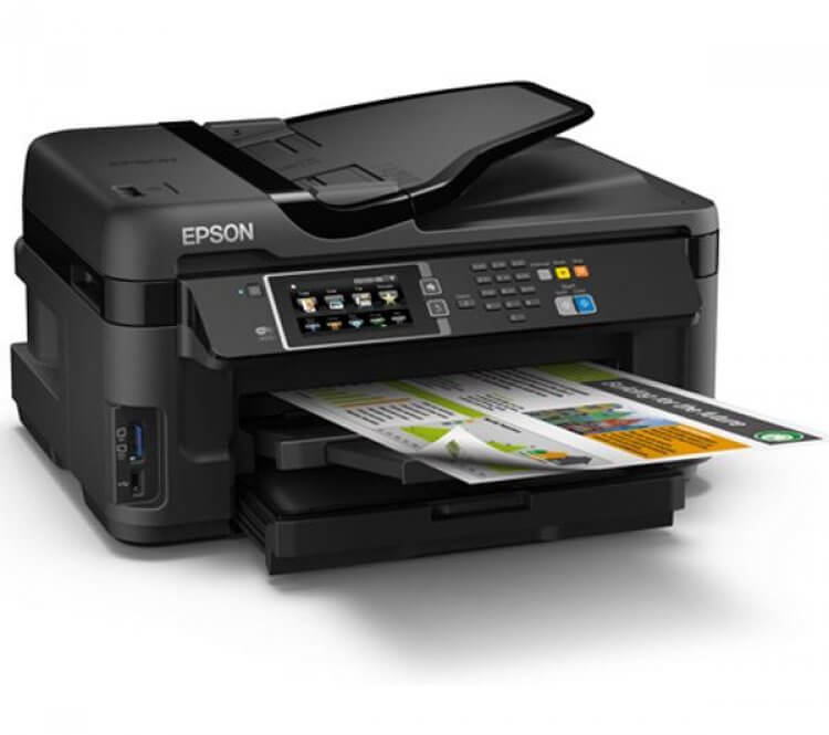 МФУ Epson WorkForce WF-7610DWF Refurbished 2