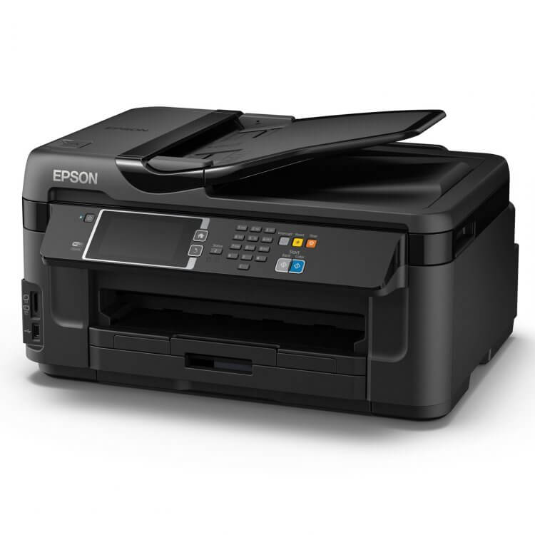 МФУ Epson WorkForce WF-7610DWF Refurbished 3
