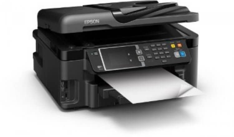 МФУ Epson Workforce WF-3620DWF Refurbished 2