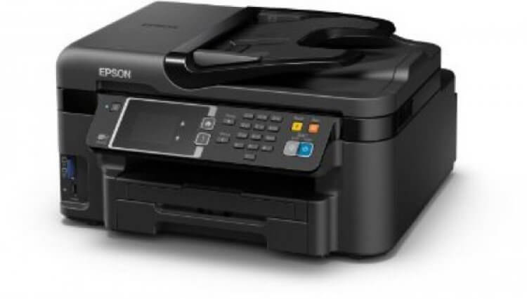 МФУ Epson Workforce WF-3620DWF Refurbished 3