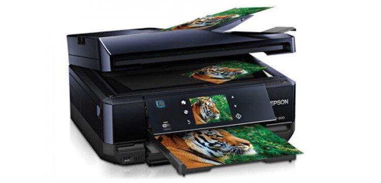 Epson XP-820 Refurbished с СНПЧ 4