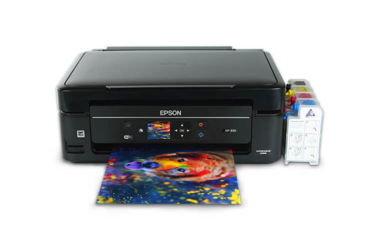 МФУ Epson Expression Home XP-330 5