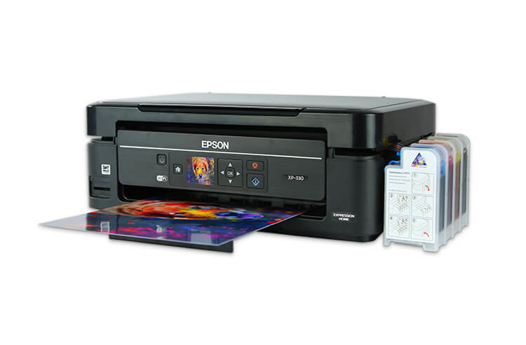 МФУ Epson Expression Home XP-330 3