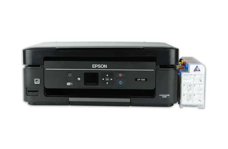 МФУ Epson Expression Home XP-330 2