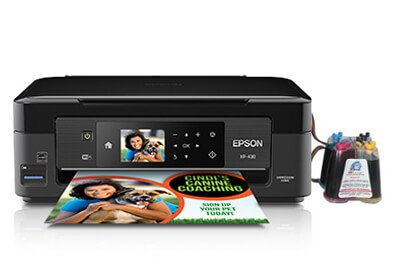 Epson Expression Home XP-430 МФУ с СНПЧ