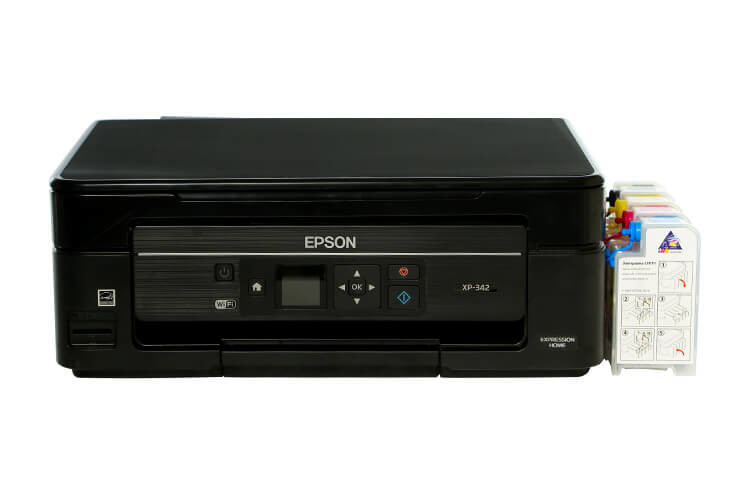 МФУ Epson Expression Home XP-342 1