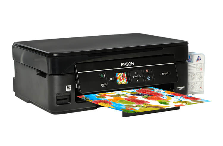 МФУ Epson Expression Home XP-342 3
