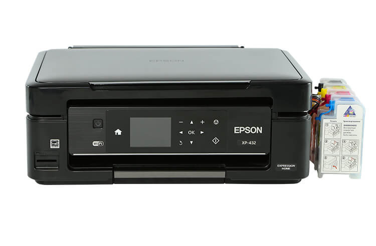 МФУ Epson Expression Home XP-432 1