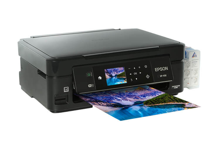 МФУ Epson Expression Home XP-432 2