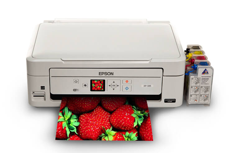 МФУ Epson Expression Home XP-335 3