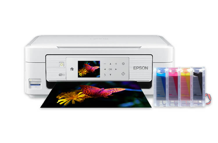 изображениеEpson Expression Home XP-435 МФУ с СНПЧ