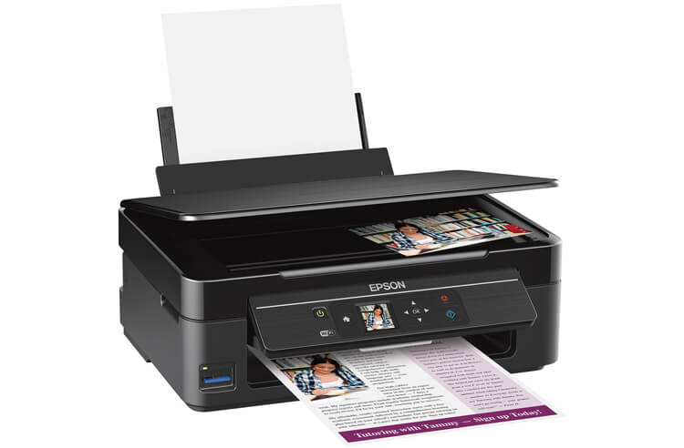 МФУ Epson Expression Home XP-340 2