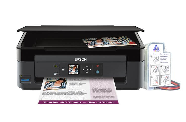 МФУ Epson Expression Home XP-340 фото