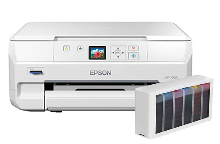 Epson Colorio EP-709A МФУ с СНПЧ
