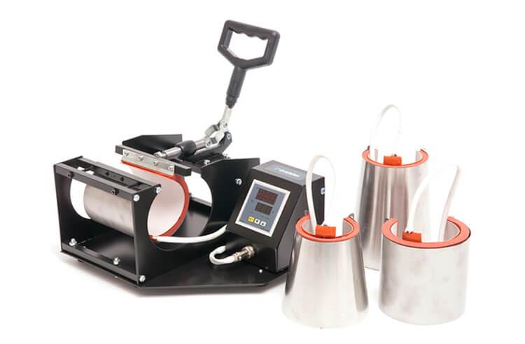 Аппарат для нанесения фотопечати на кружки