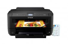 Принтер Epson WorkForce WF-7210DTW с СНПЧ