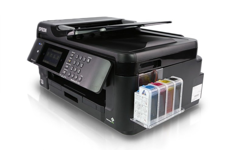 МФУ Epson WorkForce WF-7710DWF 2