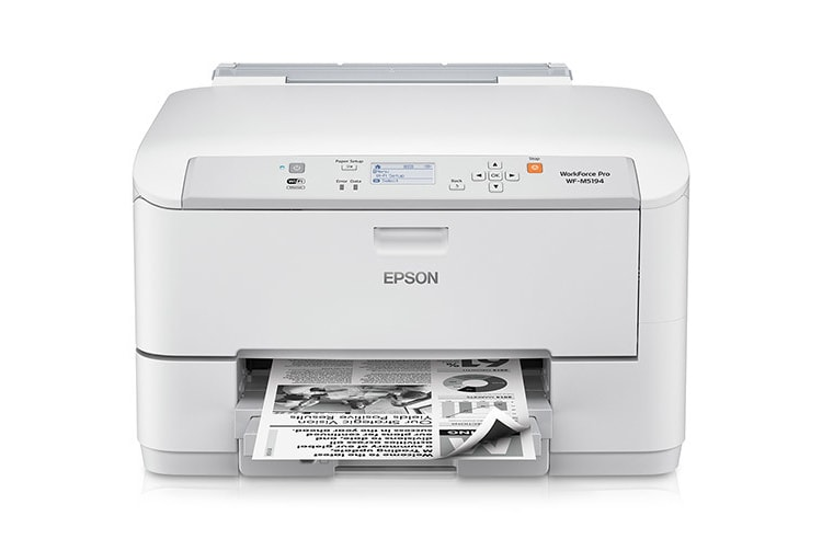 Принтер Epson WorkForce Pro WF-M5194 с СНПЧ