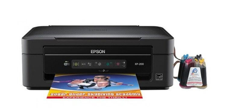 МФУ Epson Expression Home XP-200 1