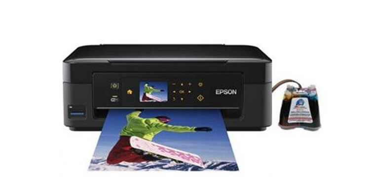 МФУ Epson Expression Home XP-406 4