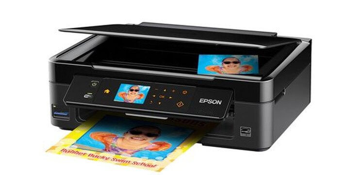 МФУ Epson Expression Home XP-406 5