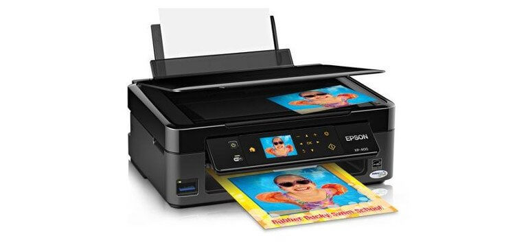 МФУ Epson Expression Home XP-400 3