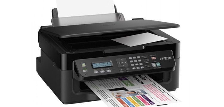 МФУ Epson Workforce WF-2510WF 2