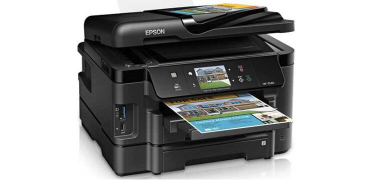 МФУ Epson Workforce WF-3540 3