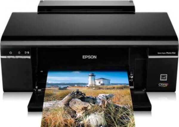 Принтер Epson Stylus Photo P50 3