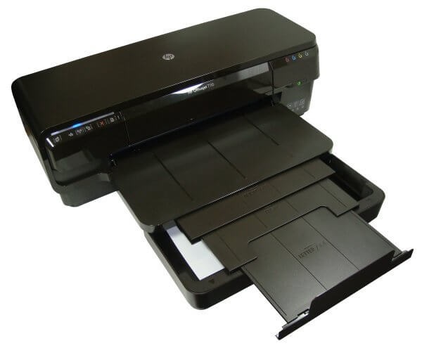 Принтер HP OfficeJet 7110 с СНПЧ