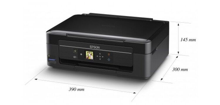 МФУ Epson Expression Home XP-313 3