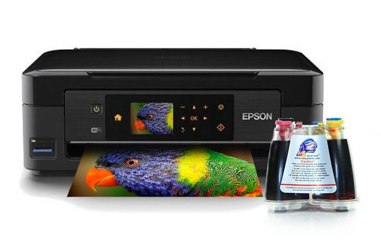 МФУ Epson Expression Home XP-413 1