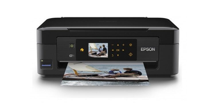 МФУ Epson Expression Home XP-413 5