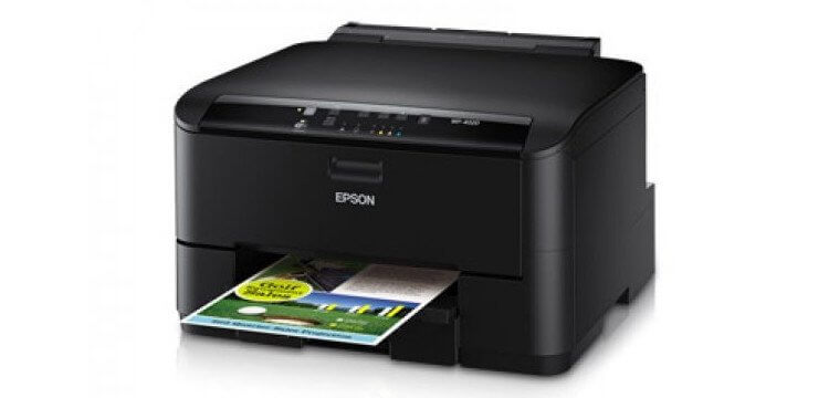 Epson WP-4020 Refurbished с ПЗК 3