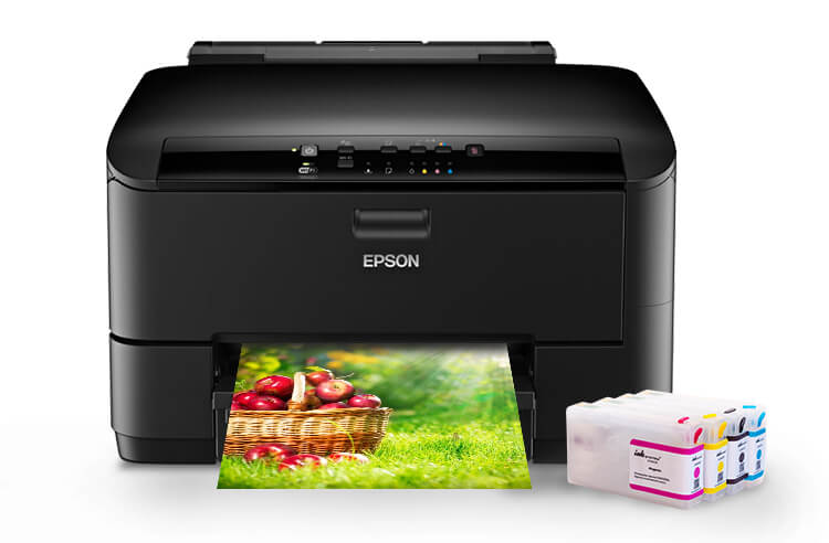 Epson WP-4020 Refurbished с ПЗК 1