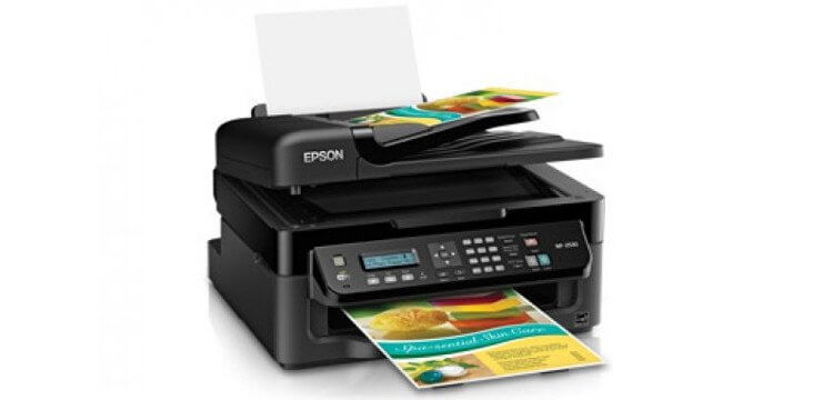 МФУ Epson WorkForce WF-2530WF Refurbished 2