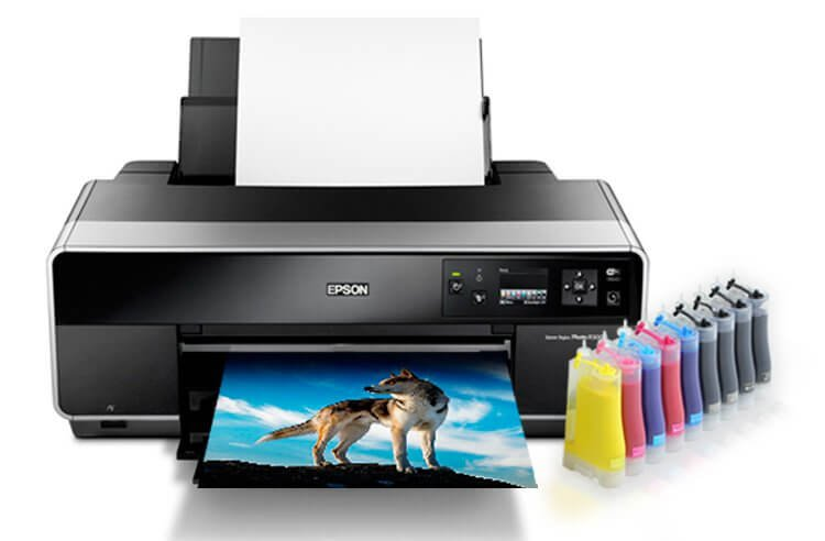 Принтер Epson Stylus Photo R3000 Refurbished 1