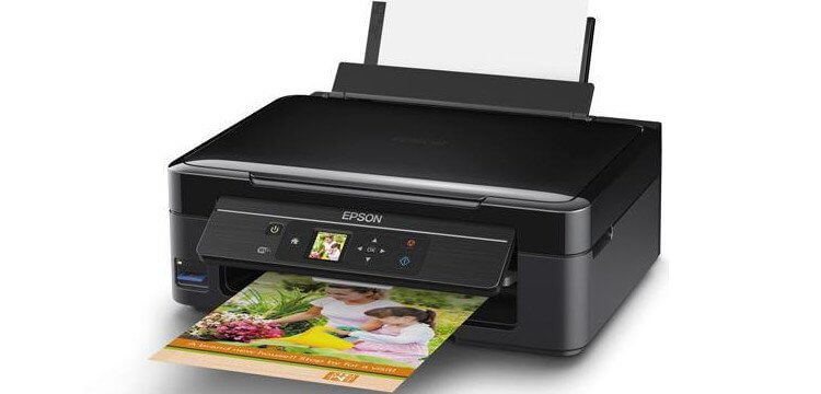 МФУ Epson Expression Home XP-310 3