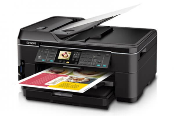 МФУ Epson WorkForce WF-7510 Refurbished 2