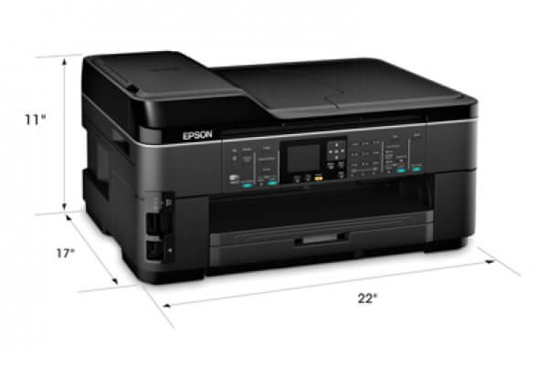 МФУ Epson WorkForce WF-7510 Refurbished 3