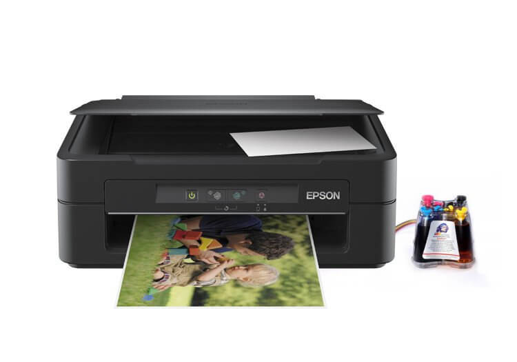 МФУ Epson Expression Home XP-100 5