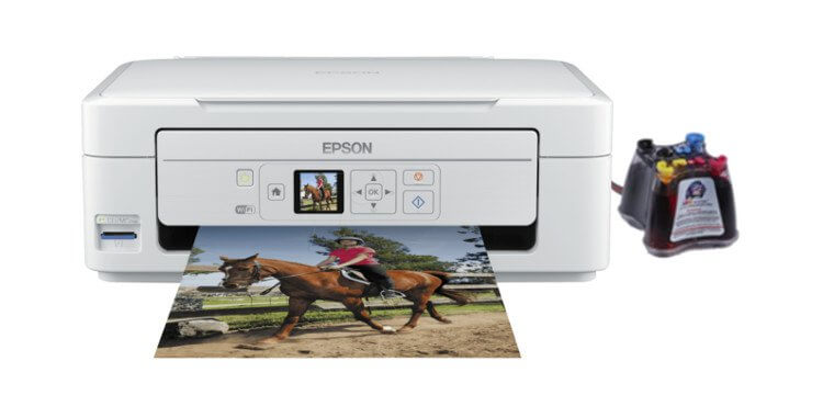 МФУ Epson Expression Home XP-315 фото