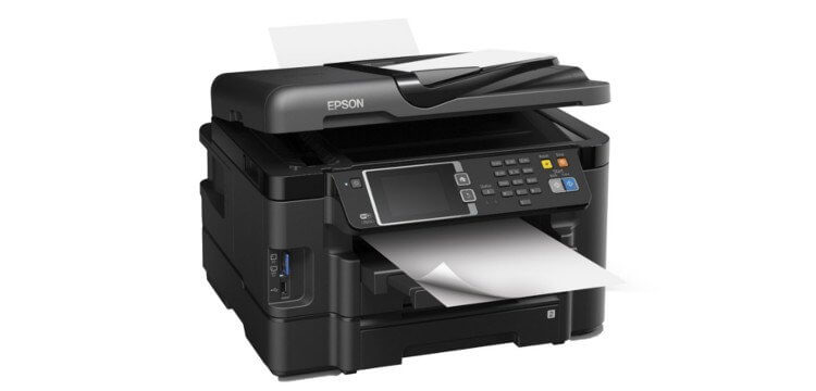 МФУ Epson Workforce WF-3640DTWF 2