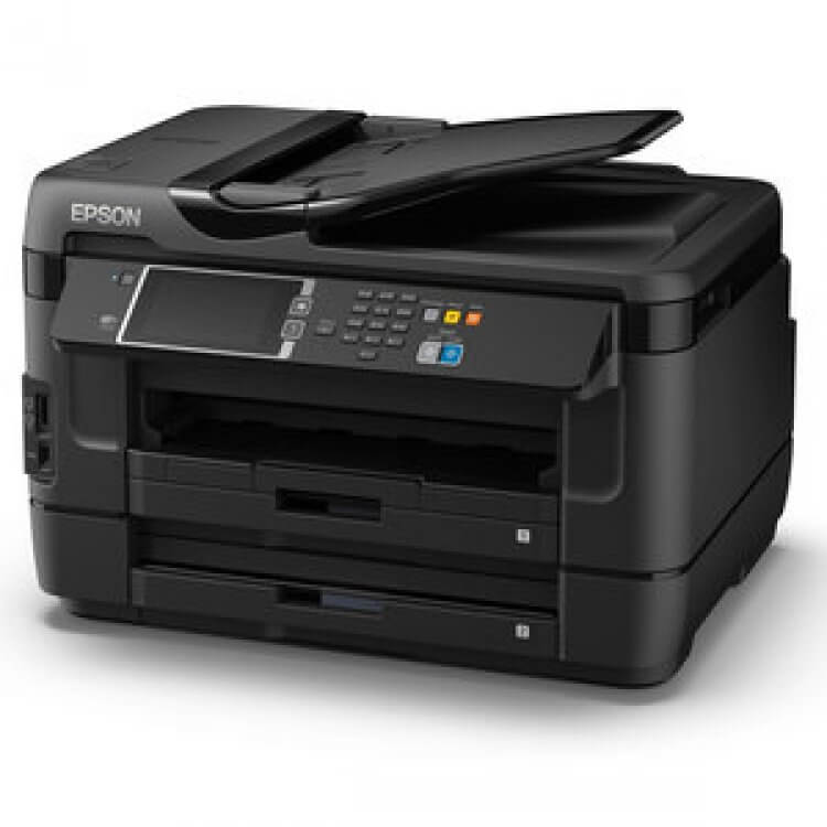 МФУ Epson WorkForce WF-7620DTWF 3