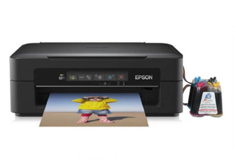 МФУ Epson Expression Home XP-212 3