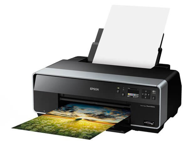 Принтер Epson Stylus Photo R3000 2